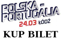 Bilet Polska v Portugalia