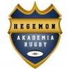 Hegemon Akademii Rugby: Herb i hasło