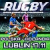 Akredytacje na mecz Polska v Holandia