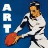 Rugby Art: Ribet i balsam do włosów