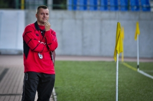 Trener Juvenii Kraków