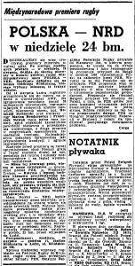 Przegląd Sportowy 22.08.1958