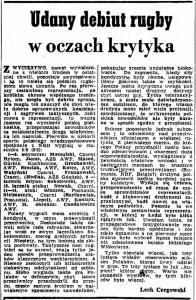 Przegląd Sportowy 26.08.1958