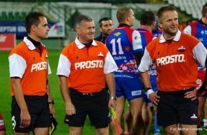 Łukasz Jasiński, Grzegorz Szostek i Tomasz Jarowicz